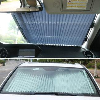 Αναδιπλούμενο σκίαστρο αυτοκινήτου SolarProtect