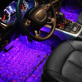 LED φως δαπέδου αυτοκινήτου DiscoDots
