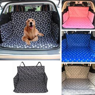 Κάλυμμα πορτ μπαγκάζ για σκύλο Vagabondo
