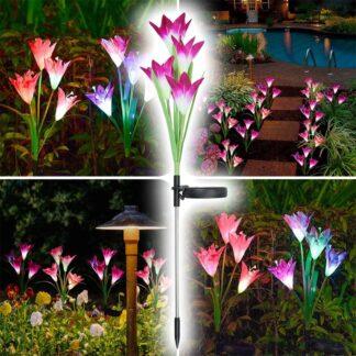 Διακοσμητικά ηλιακά λουλούδια LilyFlow