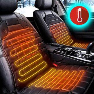 Θερμαινόμενα καλύμματα για καθίσματα αυτοκινήτου