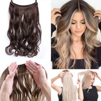 Flip&Go εξτένσιονς μαλλιών