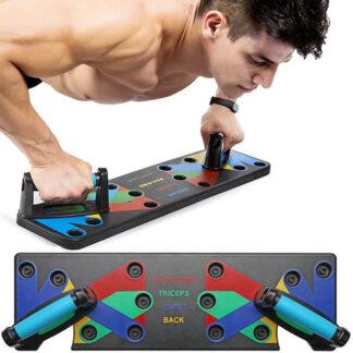 Φορητή σανίδα push-up