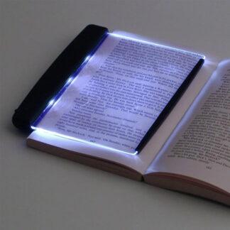 LED επίπεδο φως βιβλίου BrightPage