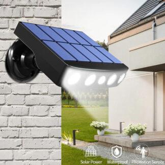 Solsense φως LED με αισθητήρα κίνησης