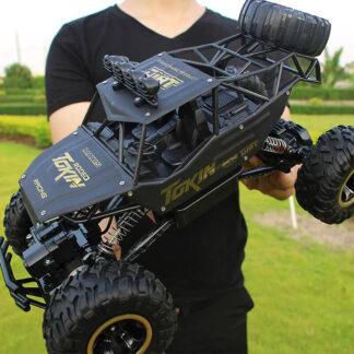 Τηλεκατευθυνόμενο αυτοκίνητο buggy crawler 4x4
