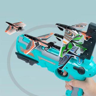 Παιχνίδι όπλο εκτόξευσης αεροπλάνων AeroShoot