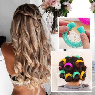 Curlsy κοκκαλάκια για μπούκλες μαλλιών