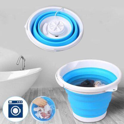 TravelWash πτυσσόμενο μηχάνημα για πλύσιμο