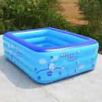 Φουσκωτή πισίνα HappySplash