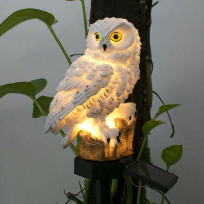 Ornament luminos de exterior Owlon