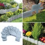 Set de borduri pentru grădină FloralGrace