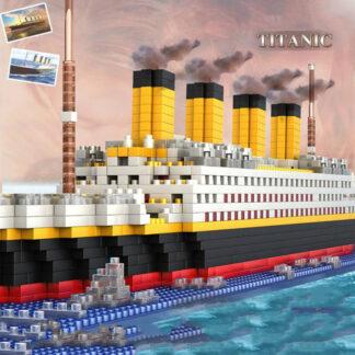 Set de construit Titanic